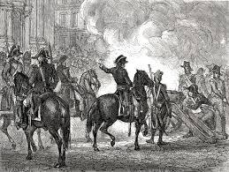 「ヴァンデミエールの反乱」の画像検索結果