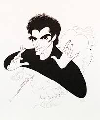 david copperfield al hirschfeld rue royale fine art david copperfield al hirschfeld