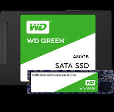 <b>Western Digital WD</b> Green SATA SSD