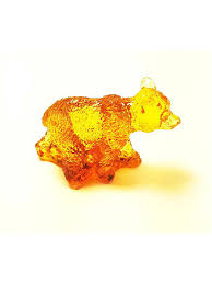 "Фигурка ""Медвежонок"" amber phoenix 5825826 в интернет ..."