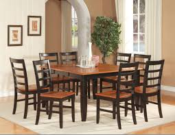 Padding For Dining Room Chairs Wood Monopole Dining Table And Wood Padded Chairs Inside Dining