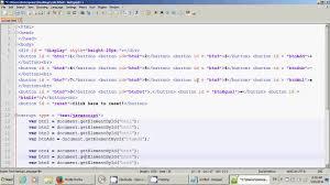 make calculator on web html javascript part2 make calculator on web html javascript part2