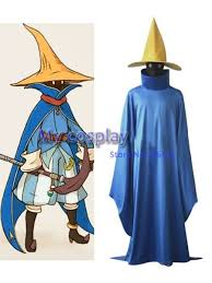 <b>Anime Final Fantasy Cosplay</b> clothing Final Fantasy Black Mage ...
