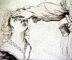 Mémoire d'Aveugle - Antoine Coypel (Study of the Blind, Louvre Museum)