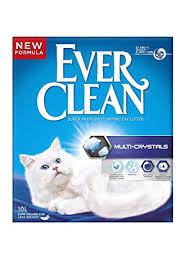 Buy <b>Ever Clean</b> Cat Litter 10 Litre, <b>Multi</b>-<b>Crystals</b> Online at Low ...