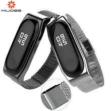 Mi jobs <b>металлический ремешок браслет для Xiaomi</b> mi Band 3 ...