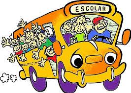 Resultado de imagem para transporte escolar