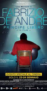 <b>Fabrizio De André</b>: Principe libero (2018) - IMDb