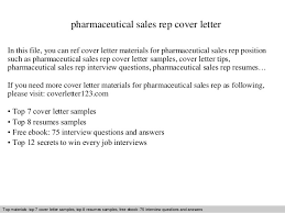 pharmaceutical sales rep cover letter pharmaceutical sales rep cover letter in this file you can sales rep cover letter