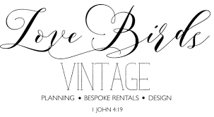 <b>Love Birds</b> Vintage   Where Modern Elegance Meets Timeless Style