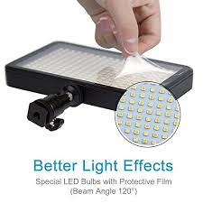 GIGALUMI <b>W228 LED Video Light</b> 6000k Dimm- Buy Online in Israel ...