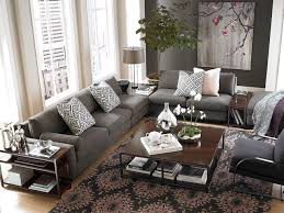 Modern Comfort L Shaped Sectional By Bassett Furniture Modern