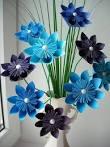 Своими руками поделки из бумаги цветы