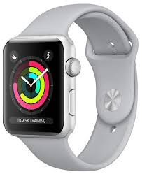 <b>Часы Apple Watch</b> Series 3 42mm Aluminum Case with Sport Band ...