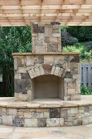 outdoor fireplace paver patio: outdoor stone fireplace with pergola  outdoor stone fireplace with pergola
