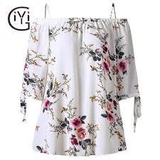 <b>PlusMiss Plus Size 5XL</b> Off Shoulder Top Women Clothes Boho ...