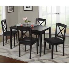 Kitchen Set Table And Chairs Costway Pub Dining Set Counter Height 3 Piece Table And Chairs Set