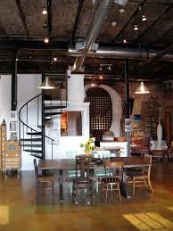 apartment industrial loft gallery style