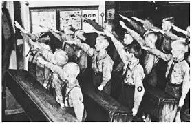 Image result for hitler youth training
