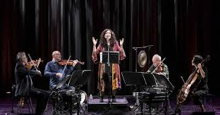Review: In defiance of Trump, <b>Kronos Quartet</b> plays <b>music</b> from ...