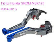 <b>KODASKIN Left and Right</b> Folding Extendable Brake Clutch Levers ...