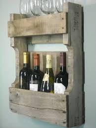 small pallet wine rack 26 breathtaking diy vintage decor ideas antique unique pallet ideas