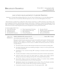 cover letter account manager job