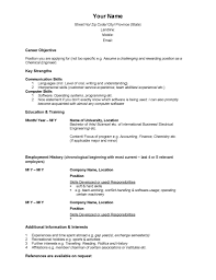 example resumes for jobs good s objective statement resume example resumes for jobs air force resume examples experience resumes air force resume examples