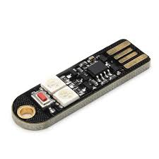<b>SANWU</b>® <b>Mini USB Colorful</b> LED Nightlight Board For Power Bank ...