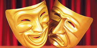 színházi maszk