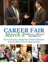 prepare for the future at career fair  career fair 2015