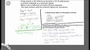physics tension force and friction problems physics tension force and friction problems