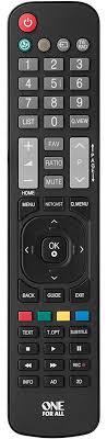 <b>One For All</b> URC1911, Black <b>пульт</b> ДУ для LG — купить в интернет ...