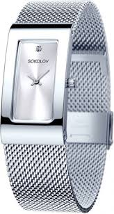 <b>Женские</b> наручные <b>часы SOKOLOV</b> (<b>Соколов</b>) — купить на ...