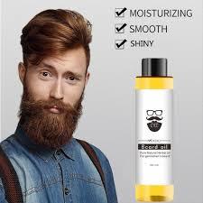 30 мл натуральная Органическая борода <b>масло для бороды</b> ...