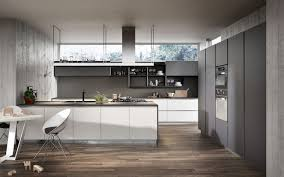 Gray And White Kitchen Designs Modern Grey Kitchen Cabinets Outofhome