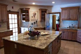 dishy kitchen counter decorating ideas:  interesting kitchen counter decorating ideas bianco antico granite kitchen countertop finished installed granix