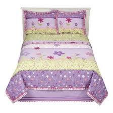 Circo® <b>Happy Flower</b> Quilt Set - Purple   Kids bedding sets, Yellow ...