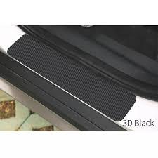 <b>3D Car</b> Sticker Carbon fiber Door Sill Styling Protector <b>Universal</b> ...