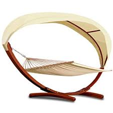 Deuba 2 Person <b>Hammock</b>, 100% Cotton with Wooden Frame and ...