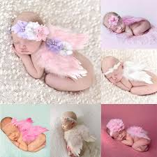 Online Shop <b>Newborn Photography Props</b> Costume <b>Cute</b> Angel ...