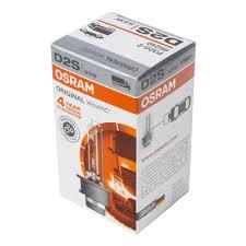 <b>Лампа</b> ксеноновая <b>OSRAM D2S Xenarc</b> Original 85V 35W, 1шт ...