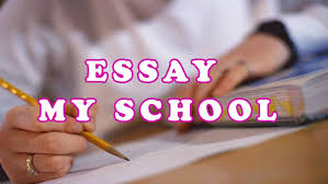 my school essay for th to th class