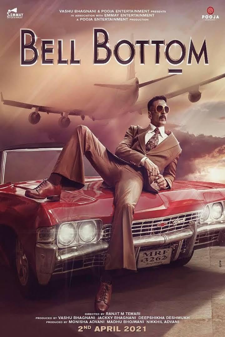 Bell Bottom 2021 Hindi Movie Download || DVDSCR 720p