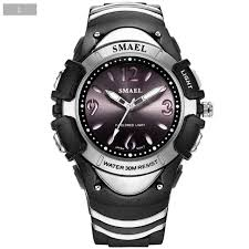 Online Shop <b>Smael Watches Kids Children</b> LCD <b>Digital Watches</b> ...