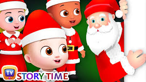 Where is <b>Santa Claus</b>? - Merry Christmas 2020 - ChuChu TV ...
