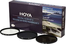 Купить Набор <b>светофильтров Hoya</b> 77mm <b>Digital Filter</b> Kit в ...