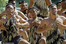 Risultati immagini per new zealand maori