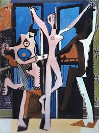 re ing three dancers artfronts picasso 3 dancers 300x400