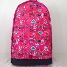 <b>Barbie рюкзаки</b> для девочек   eBay